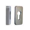 Schiebe-Schutzrosetten für Metalltüren 14 mm