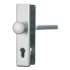 Türschutzbeschlag ohne Kernziehschutz