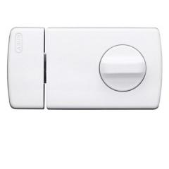 ABUS Tür-Zusatzschloss mit Zylinder 2110 weiß