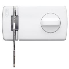 ABUS Tür-Zusatzschloss 2010 weiß