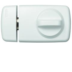 ABUS Tür-Zusatzschloss ohne Außenzylinder 7010 weiß