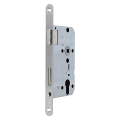 PZ-Haustür-Einsteckschloss für Falztüren