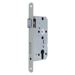 PZ-Zimmertür-Einsteckschloss für Falztüren, DIN Links