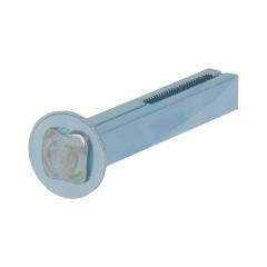 Spaltwechselstift mit Vierkant 8 mm