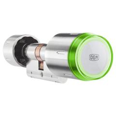 DOM ENIQ elektronischer Knaufzylinder, einseitig lesend