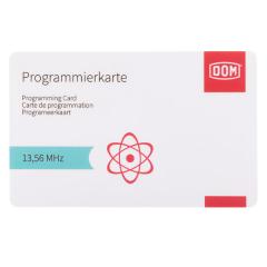 DOM ENiQ® Programmierkarte
