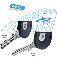 WILKA Easy 2.0 Mechatronischer Schlüssel mit Löschkarte - V2