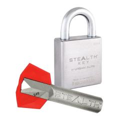 URBANALPS Stealth Key Vorhangschloss SK830