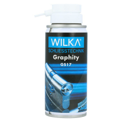 WILKA Pflegespray Graphity GS17