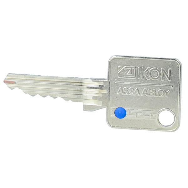 IKON Schlüssel mit Farbpin