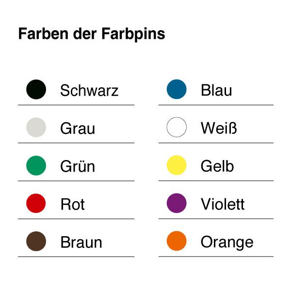 IKON Farbpin
