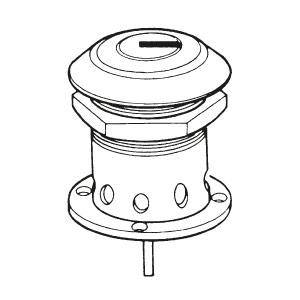 Mehrfachabzug Schalterzylinder