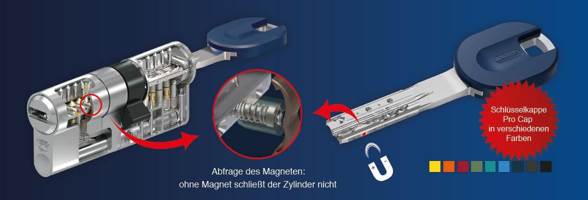 ABUS Bravus MX Magnet