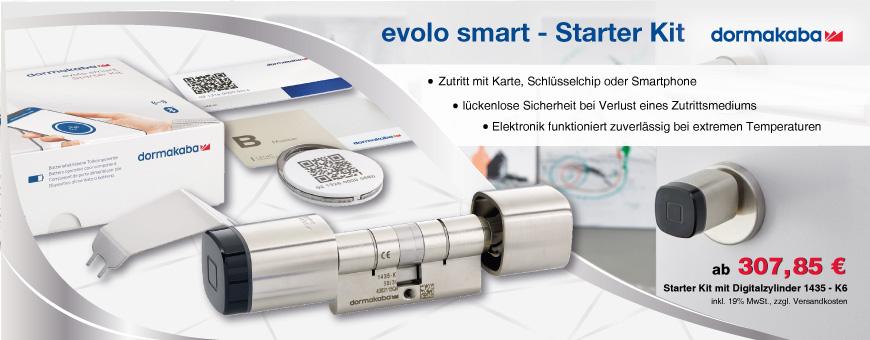 DORMAKABA evolo smart Starter Kit